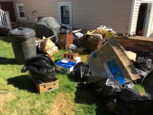 residential junk cleanout