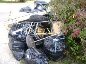 trash tire disposal